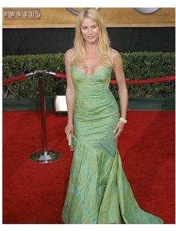 2006 SAG Awards Fashion Photo: Nicollette Sheridan