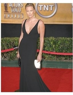 2006 SAG Awards Fashion Photo: Charlize Theron