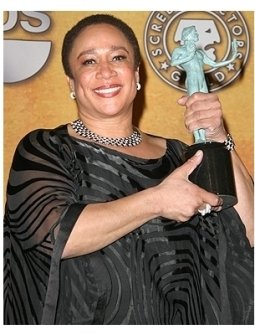 2006 SAG Awards Press Room: S. Epatha Merkerson