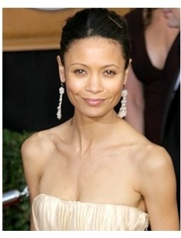 2006 SAG Awards Red Carpet: Thandie Newton