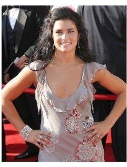 2005 ESPY Awards: Danica Patrick