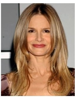 Kyra Sedgwick at The Woodsman Premiere