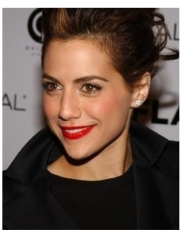 Brittany Murphy at Just Cavalli Flaunt Magazine's 6th Year Anniversary Party