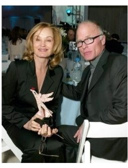 Divine Design 2004: Jessica Lange and Ed Harris