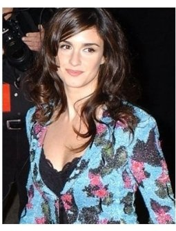 Paz Vega at the Closer premiere