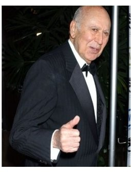 Carl Reiner at the 19th American Cinematheque Award Gala