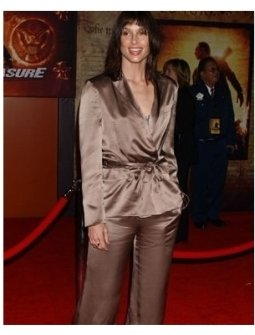 Bridget Moynahan at the National Treasure Premiere