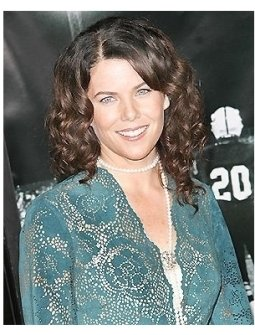 Lauren Graham at the Friday Night Lights Premiere