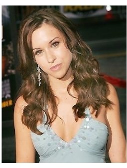 Lacey Chabert at the Sky Captain and the World of Tomorrow Premiere