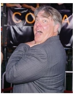 "Bruce McGill at the ""Collateral"" premiere"