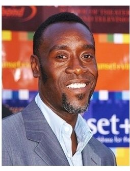 "Don Cheadle at ""The Bourne Supremacy"" Premiere"