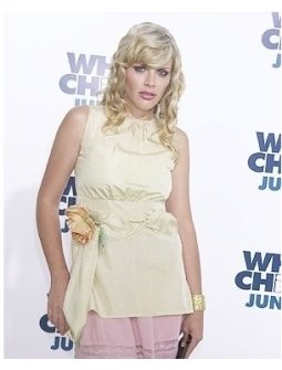 Busy Philipps  at the <I>White Chicks</I> Premiere