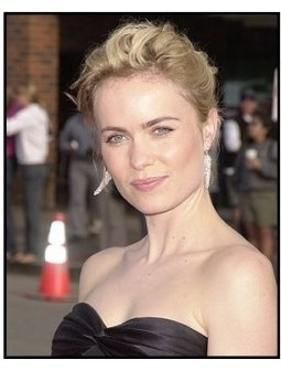 """Radha Mitchell at the """"Man on Fire"""" Premiere"""