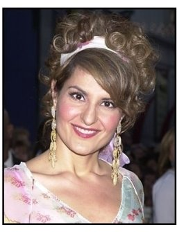 """Nia Vardalos at the """"Connie and Carla"""" Premiere"""