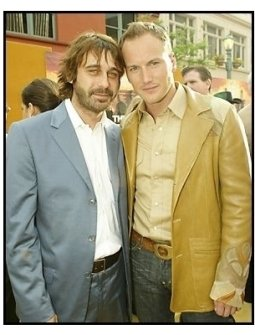 """Jordi Molla and Patrick Wilson at """"The Alamo"""" Premiere"""