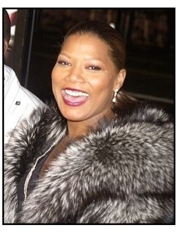 "Queen Latifah at the ""Barbershop 2: Back in Business"" premiere"