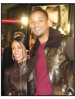 "Will Smith and Jada Pinkett Smith at ""The Last Samurai"" Premiere"