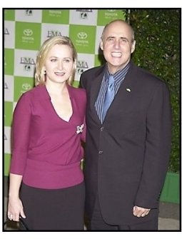 Jeffrey Tambor and  wife Kasia at the 13th Annual Environmental Media Awards