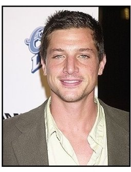"Simon Rex at the ""Scary Movie 3"" premiere"