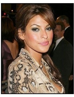 "ONE TIME USE ONLY: Eva Mendes at the ""Out of Time"" Premiere"