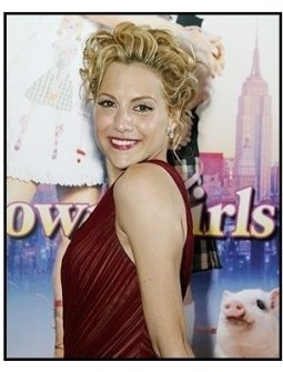"ONE TIME USE ONLY: Brittany Murphy at the ""Uptown Girls"" Premiere"