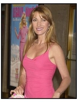 """Jane Seymour at the """"Legally Blonde 2: Red White and Blonde"""" premiere"""
