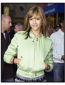 """Jessica Alba at the """"2 Fast 2 Furious"""" Premiere"""