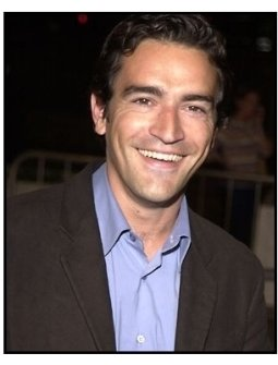 Ben Chaplin at the Panic Room premiere