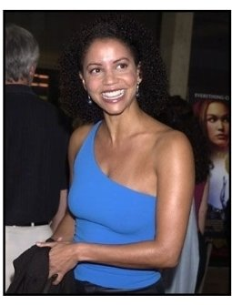 Gloria Reuben at the O Othello premiere