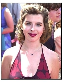 Heather Matarazzo at The Princess Diaries premiere