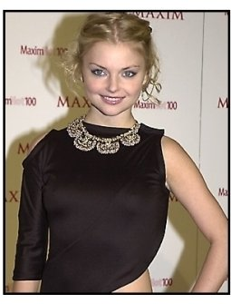 Izabella Miko at the Maxim Hot 100 Party