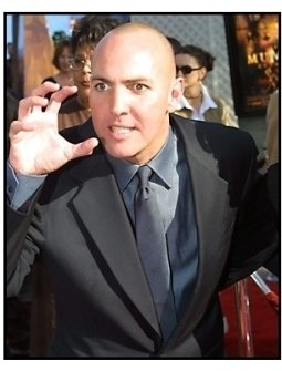 Arnold Vosloo at The Mummy Returns premiere