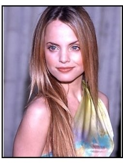 "Mena Suvari at the ""Loser"" Premiere"
