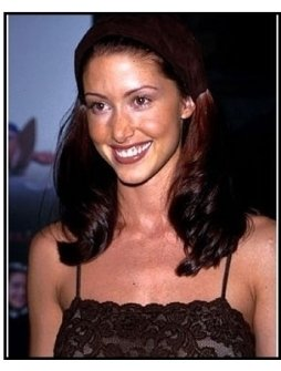 "Shannon Elizabeth at ""Drop Dead Gorgeous"" Premiere"