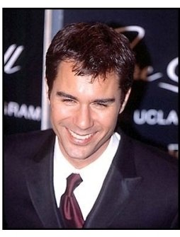 Eric McCormack at the 2000 Fire and Ice Ball