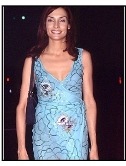 Famke Janssen at the Love & Sex premiere