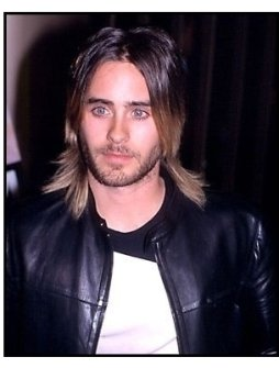 Jared Leto at the Requiem for a Dream premiere