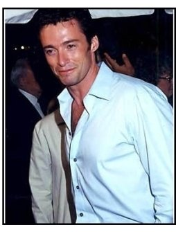 Hugh Jackman at the Coyote Ugly premiere