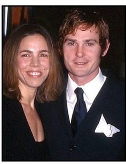 Henry Thomas and date at the All the Pretty Horses premiere