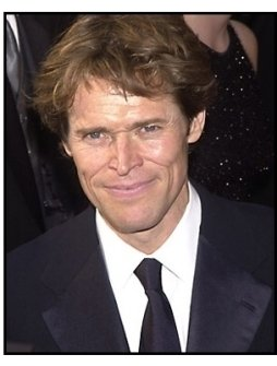 Willem Dafoe at the 2001 Academy Awards