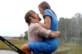 The Notebook, Ryan Gosling and Rachel McAdams