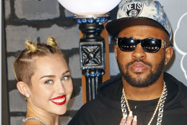 Miley Cyrus, Mike Will Made-It