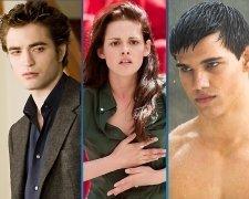 Twilight: Bella, Edward, Jacob