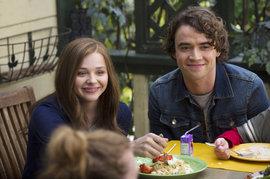 If I Stay, Chloe Grace Moretz and Jamie Blackley