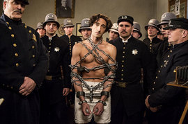 Adrien Brody, Houdini