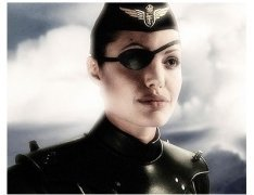 Sky Captain and The World of Tomorrow Movie still: Angelina Jolie