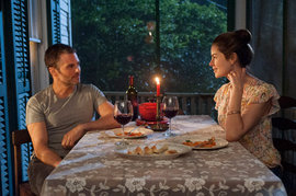 The Best Of Me, James Marsden, Michelle Monaghan