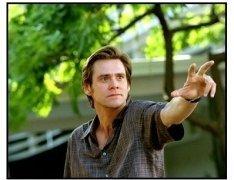 Bruce Almighty - movie still: Jim Carrey in Bruce Almighty