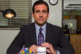 Steve Carell, The Office