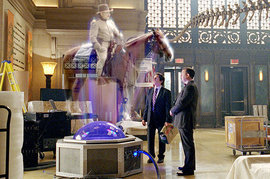 Ben Stiller, Ricky Gervais, Night at the Museum: Battle of the Smithsonian